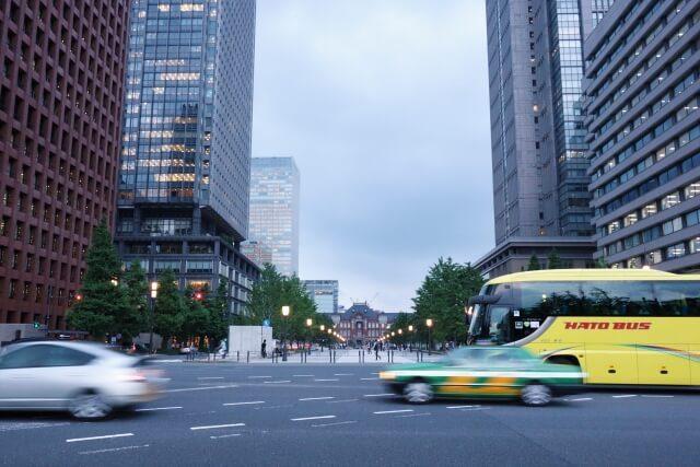 都市型ハイヤーの新規申請